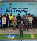 Trofeo Cinque Nazioni 2018 incontro con il campione fiemme5