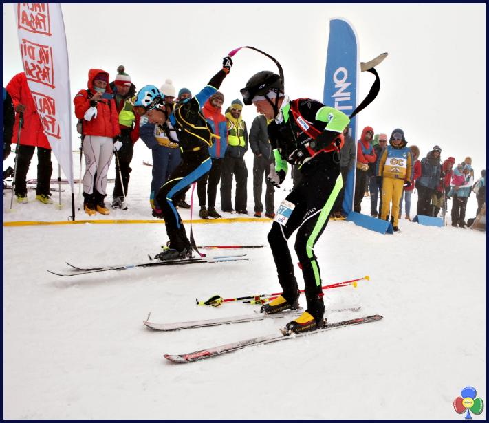 epic ski tour 2018 pordoi1 Boscacci e Kreuzer campioni dellEpic Ski Tour 2018