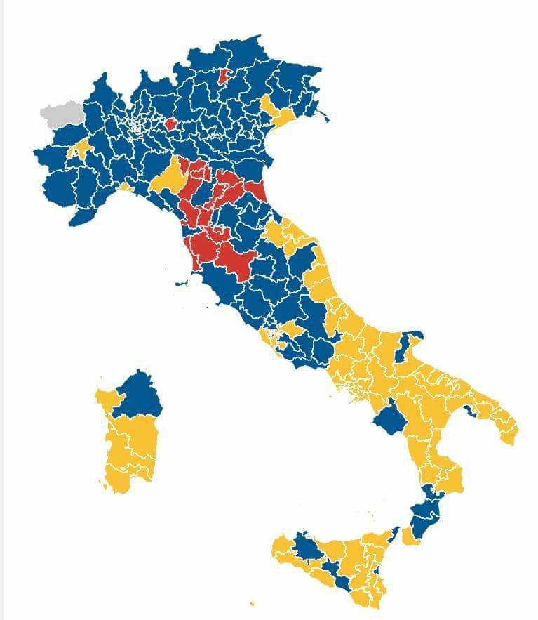 i risultati del voto in italia elezioni del 4 marzo 2018 I risultati delle Elezioni Politiche del 4 marzo 2018