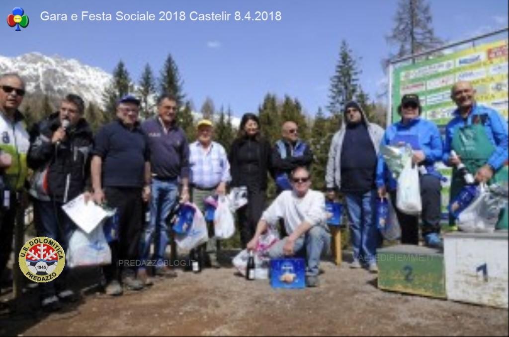 us dolomitica gara sociale 2018 castelir predazzo12 1024x679 Us Dolomitica chiude in bellezza con Gara Sociale e polentada