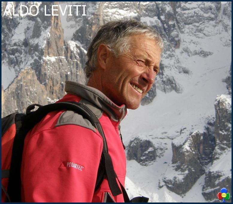 """aldo leviti pale san martino Allalpinista Aldo Leviti il """"Chiodo d'Oro"""" Sosat 2018"""