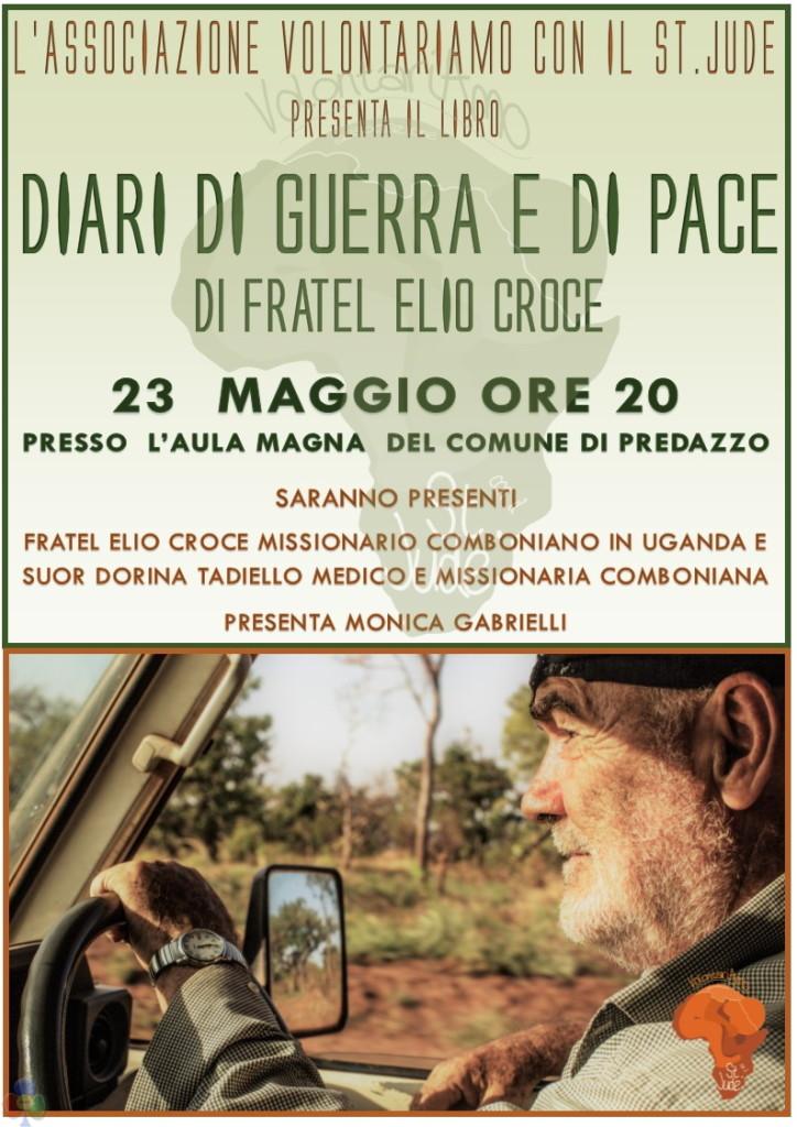 locandina fratel elio croce predazzo 724x1024 Avvisi Parrocchie, 20 27 maggio