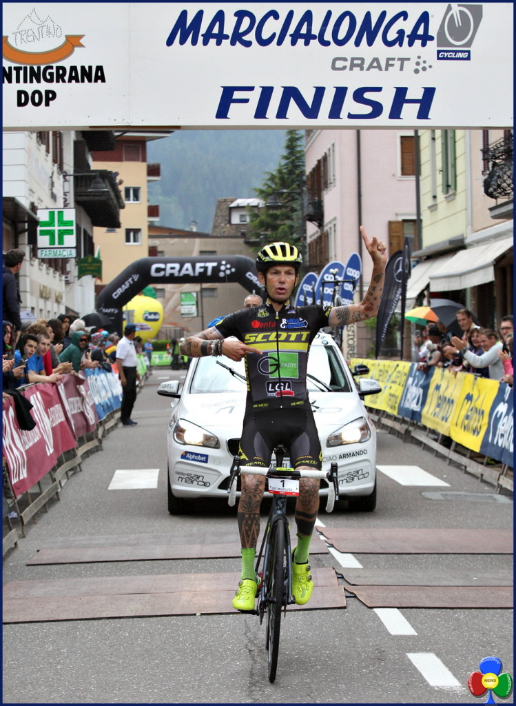 marcialonga cycling 2018a 749x1024 A Cecchini e Bonfanti la 12°Marcialonga Craft   Video