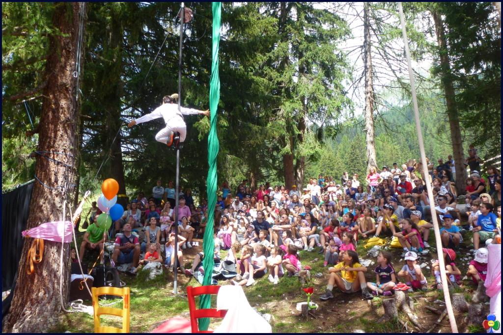 clownerie latemar impianti predazzo4 1024x683 Che ridere al Latemar con la Settimana della Clownerie!