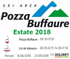 Funivie Buffaure Pozza di Fassa