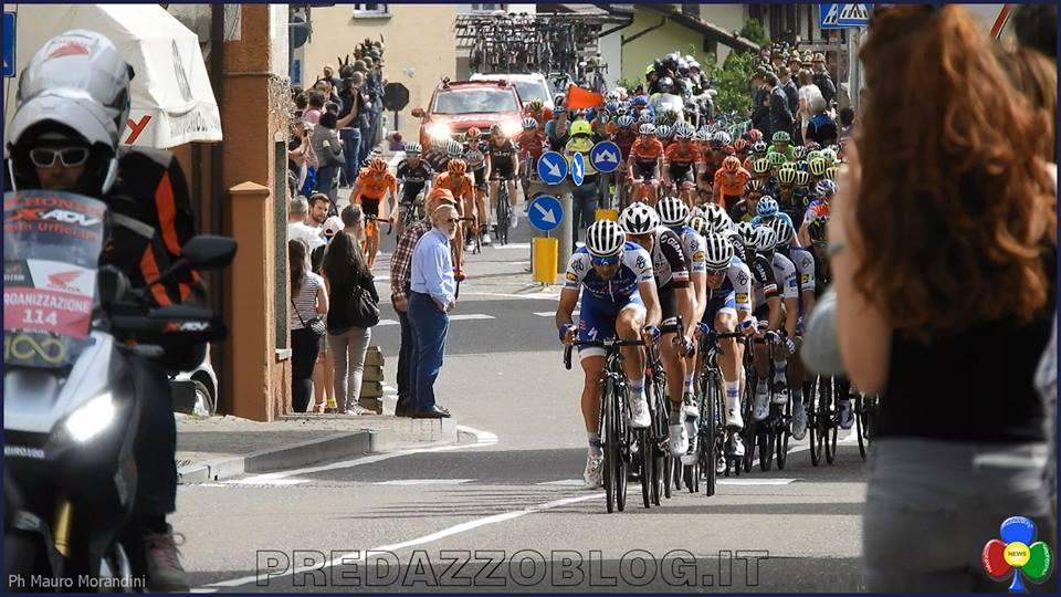 giro italia a predazzo Passo Manghen e Passo Rolle nel Giro dItalia 2019