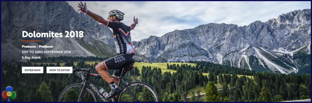 Haute Route Dolomites predazzo 1024x340 Haute Route Dolomites dal 21 al 23 settembre a Predazzo