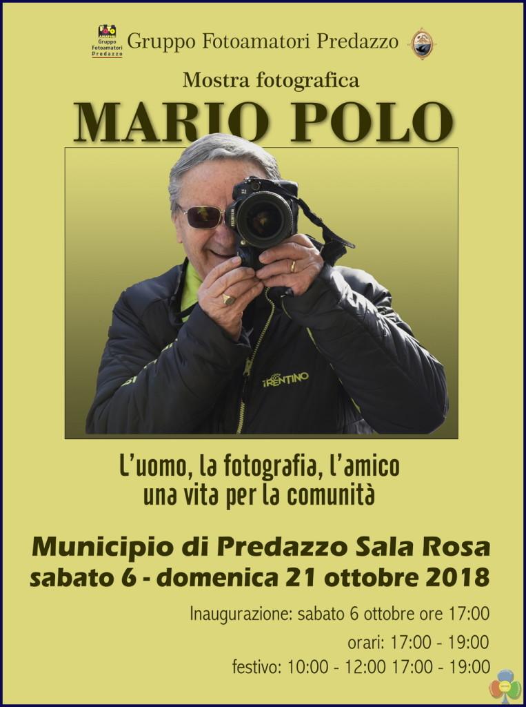 mario polo mostra predazzo 763x1024 Una mostra fotografica per ricordare Mario Polo