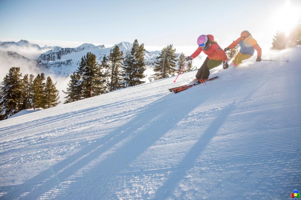sciare fiemme 1 1024x680 Apertura Stagione Sciistica 2019   2020 ecco le date del Dolomiti Superski