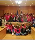 coscritti 2000 in municipio a predazzo