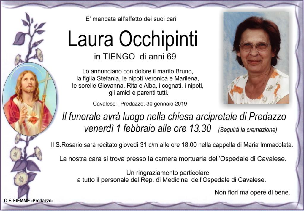 laura occhipinti 1024x713 Avvisi Parrocchia 23.1/3.2 Necrologi Sonia Bosin   Umberto Macor   Laura Occhipinti