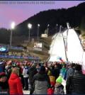 trampolini di predazzo coppa del mondo 2019 salto e combinata nordica a