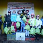 Podio annata 2010 femminile 150x150 U.S. DOLOMITICA   Gara fine 1ª parte corso sci alpino e snowboard