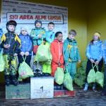 Podio annata 2010 maschile 150x150 U.S. DOLOMITICA   Gara fine 1ª parte corso sci alpino e snowboard