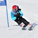 Rigato Sofia 7a classificata 150x150 U.S. DOLOMITICA   Gara fine 1ª parte corso sci alpino e snowboard