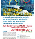 convegno olimpiadi muse transdolomites