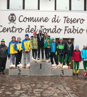 podio ci team u14 salto