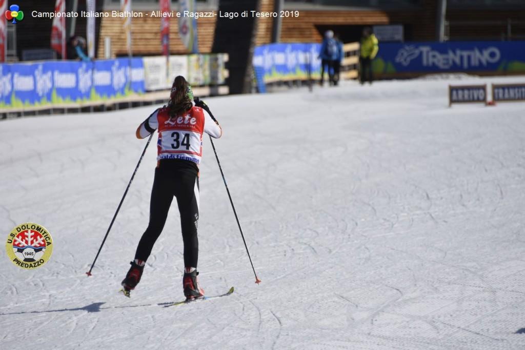 Campionato Italiano Biathlon Allievi e Ragazzi Lago di Tesero 20194 1024x682 BIATHLON Rag./Allievi Campionati Italiani, oro per il Trentino
