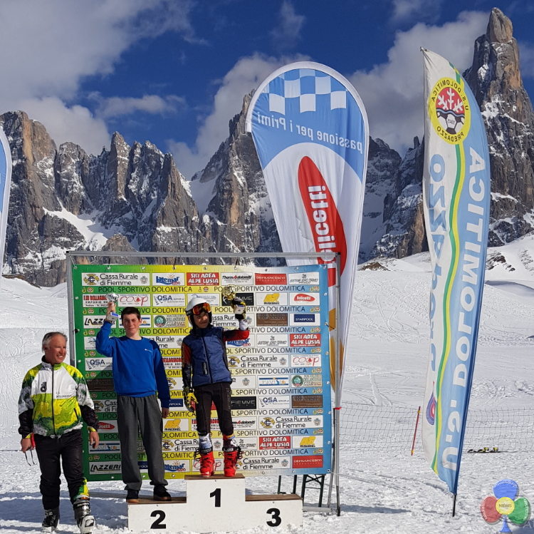 Passo Rolle Gara Sci Alpino RagAll Circuito Casse Rurali 1 Passo Rolle, Gara Sci Alpino Rag/All Circuito Casse Rurali