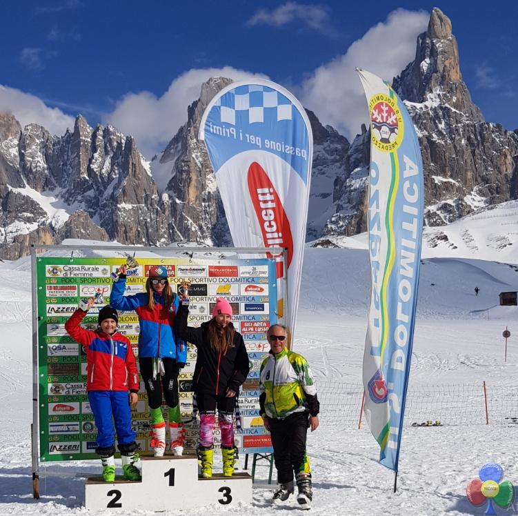 Passo Rolle Gara Sci Alpino RagAll Circuito Casse Rurali Passo Rolle, Gara Sci Alpino Rag/All Circuito Casse Rurali