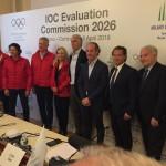 milano cortina cio a venezia 150x150 Le Olimpiadi invernali del 2026 si svolgeranno a Milano e Cortina!!