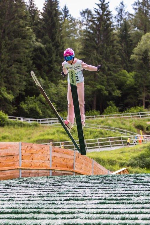 Nazionale Giovanile salto e combinata nordica predazzo luglio 2019 g Nazionale Giovanile salto e combinata nordica – HS22 / HS32 / HS66