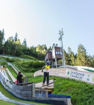 Nazionale Giovanile salto e combinata nordica predazzo luglio 2019 i