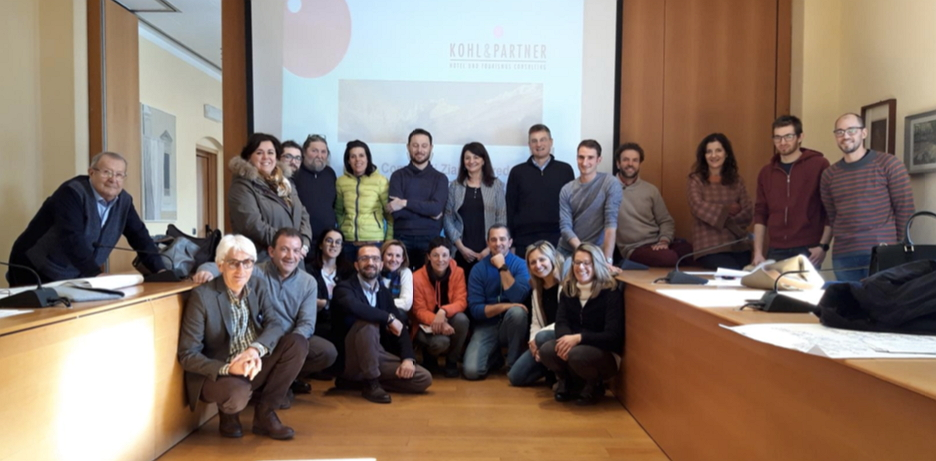piano di concetto turistico predazzo p Predazzo e Ziano costruiscono insieme il futuro del turismo