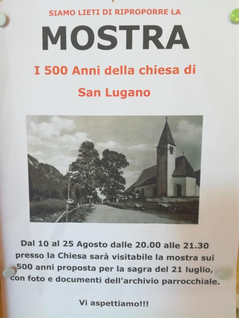 chiesa di san lugano 768x1024 Avvisi Parrocchie dal 11 al 18 agosto