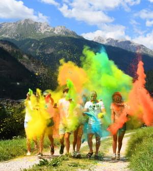 dolomiti color explosion predazzo1