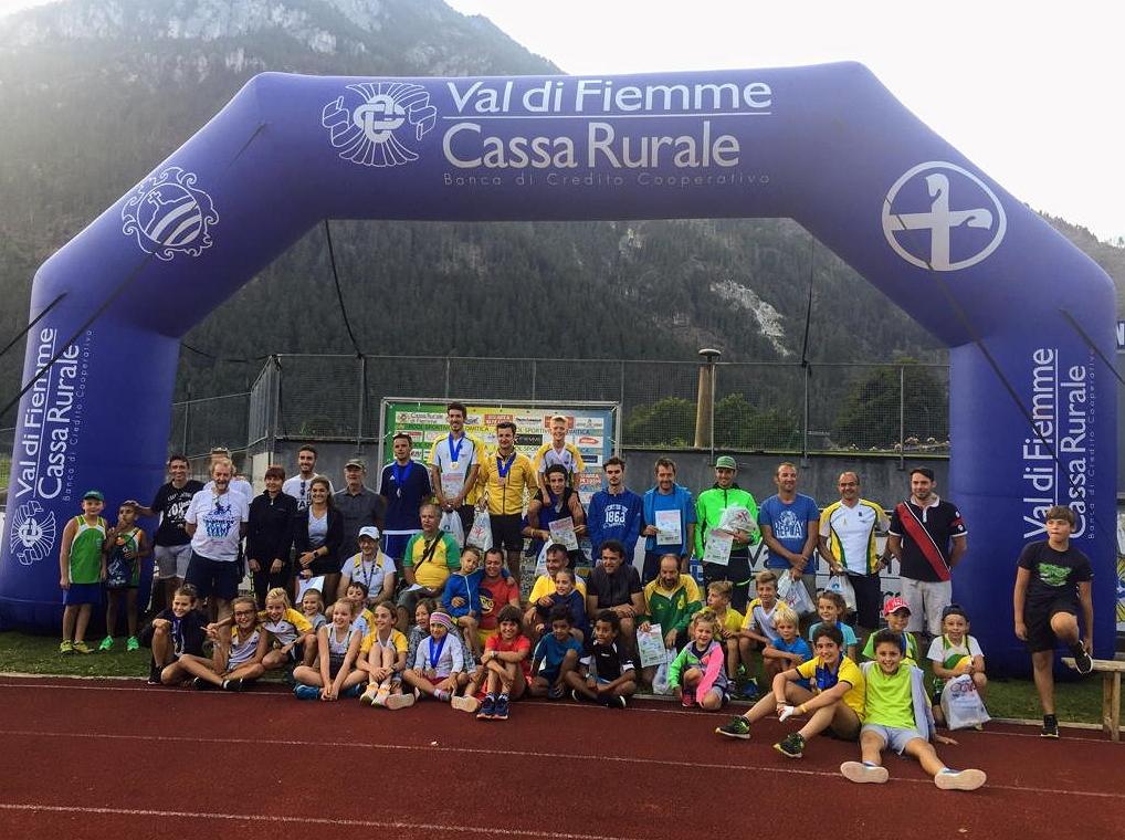 festa atletica 2019 dolomitica predazzo Predazzo Festa dellAtletica 2019, le Classifiche