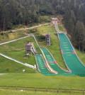 trampolino hs66 predazzo