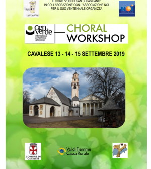 workshop genverde cavalese 2019