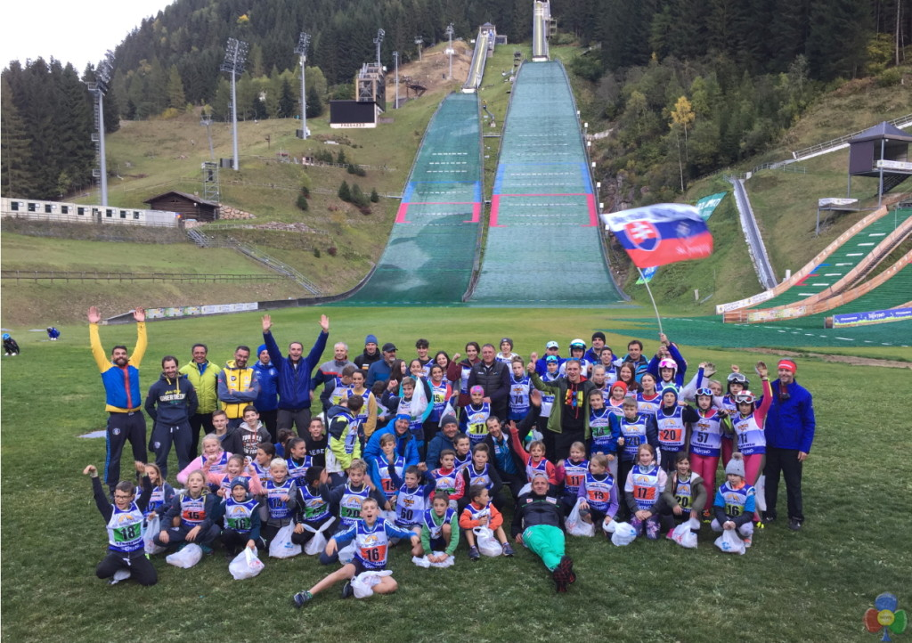 FIS DEVELOPMENT CAMP IN VAL DI FIEMME 1 1024x722 GRANDE SUCCESSO PER IL FIS DEVELOPMENT CAMP IN VAL DI FIEMME
