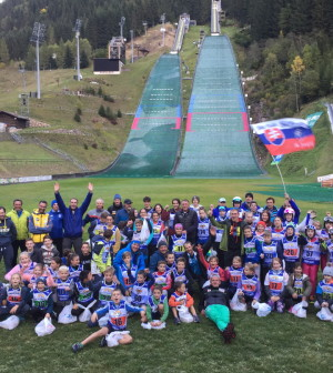 FIS DEVELOPMENT CAMP IN VAL DI FIEMME 1
