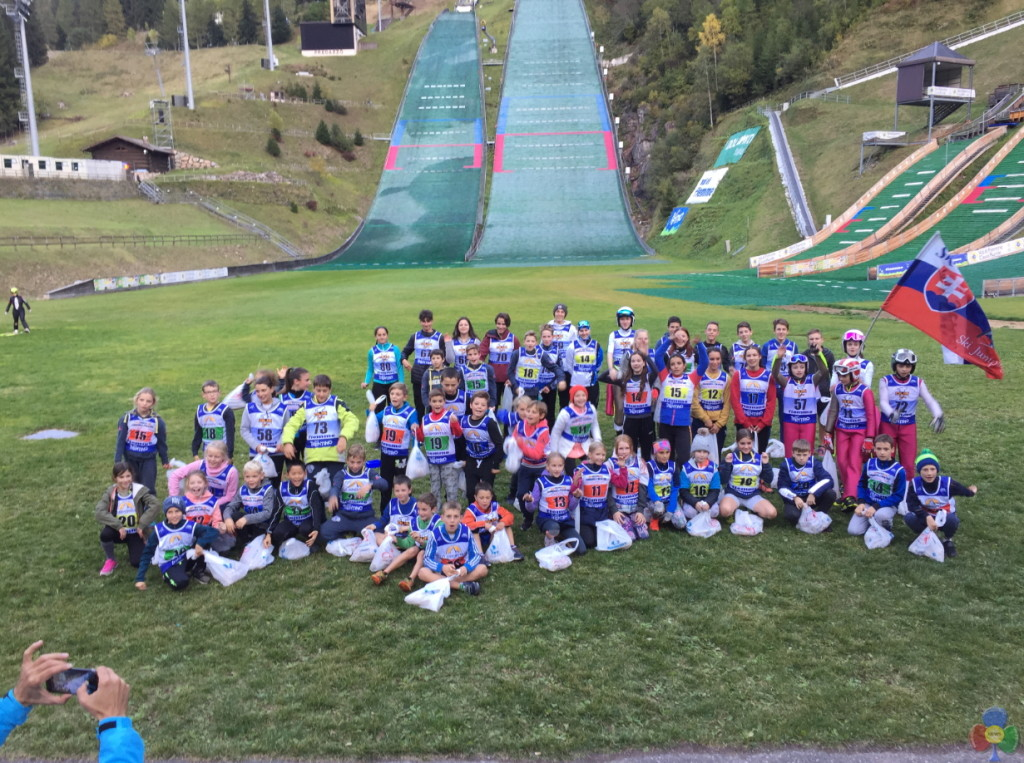 FIS DEVELOPMENT CAMP IN VAL DI FIEMME 1024x763 GRANDE SUCCESSO PER IL FIS DEVELOPMENT CAMP IN VAL DI FIEMME