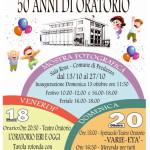 oratorio predazzo 50 anni spettacolo 150x150 Avvisi Parrocchie Fiemme 14   21 febbraio 2021