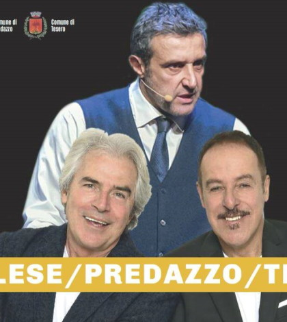 stagione teatrale fiemme 2019