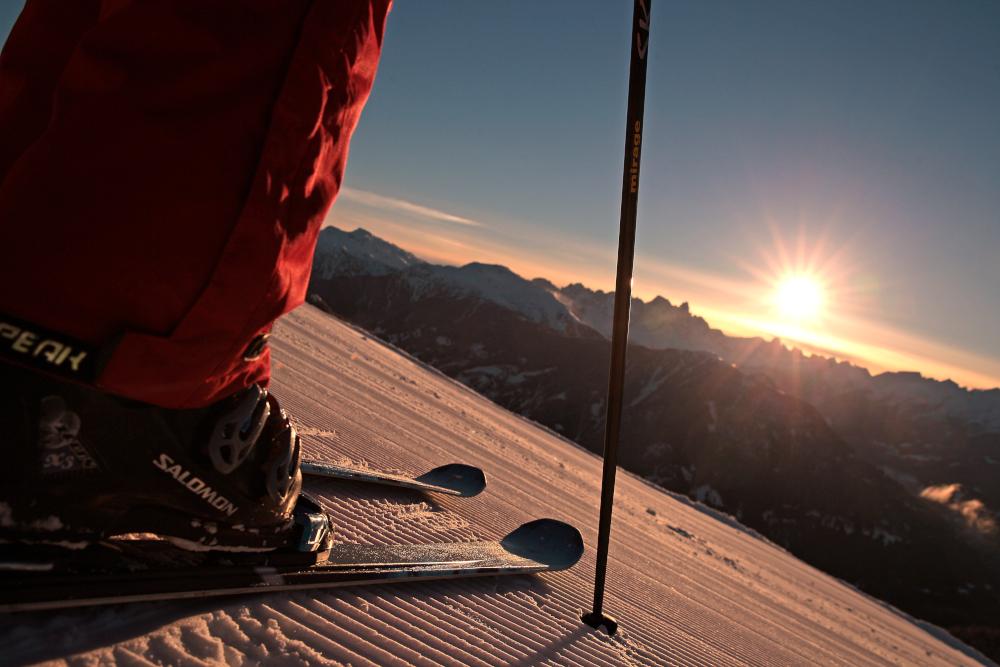 TRENTINO SKI SUNRISE Passo Feudo Pg. visitfiemme.it foto Federico Modica 42 Trentino Ski Sunrise, giovedì 26 dicembre 2019 Passo Feudo