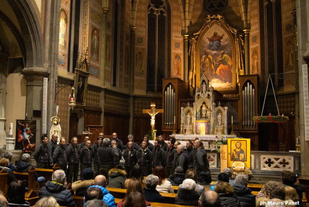 coro negritella concerto natale 2019 predazzo 1024x686 Orari S. Messe di Natale 2019 Fiemme e Fassa. Avvisi