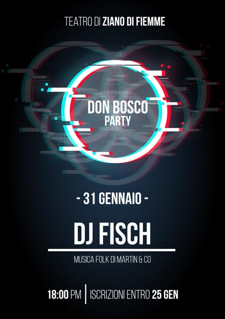 don bosco party 723x1024 Avvisi Parrocchie 9 26 gennaio 2020