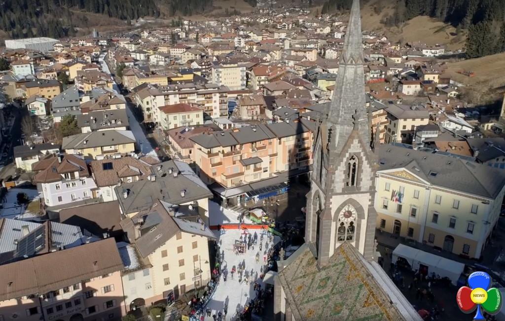 marcialonga campanile predazzo 1024x652 Avvisi Parrocchie 9 26 gennaio 2020