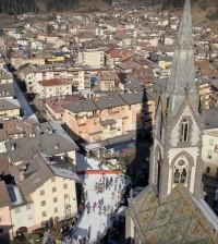 marcialonga campanile predazzo