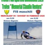 memorial claudio ventura 2020 150x150 Hofer conquista il Trofeo Pool Sportivo Dolomitica Gasparini primo nel Gpi