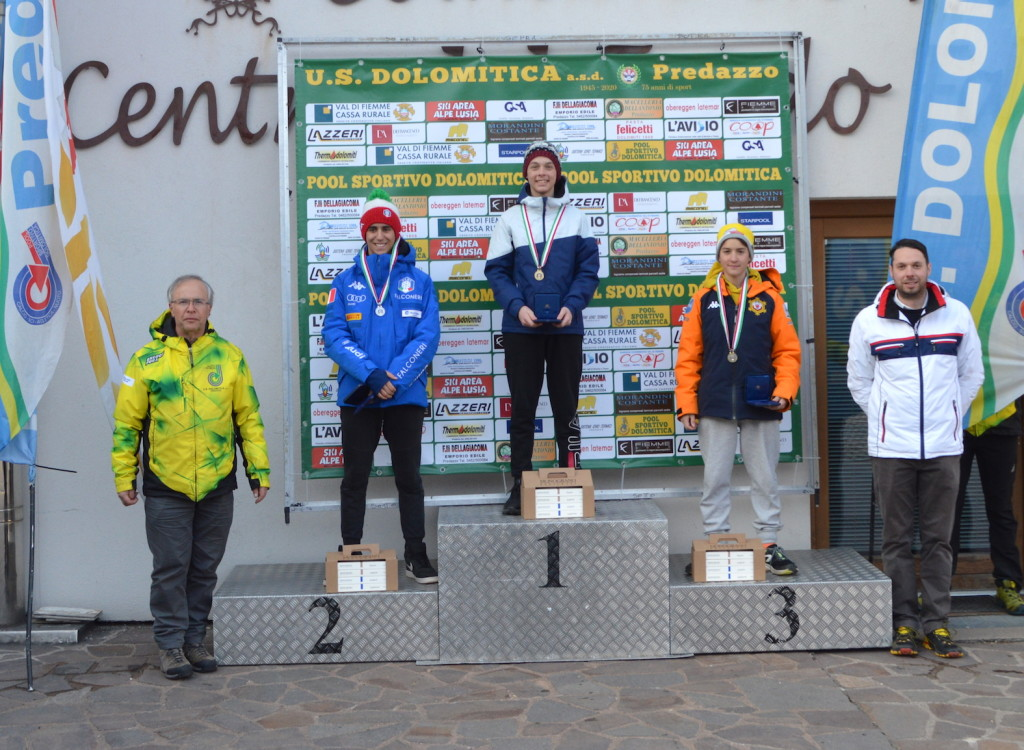 italiani combinata predazzo 1024x750 Campionati Italiani Under 16 di Salto e Combinata a Predazzo   Classifiche