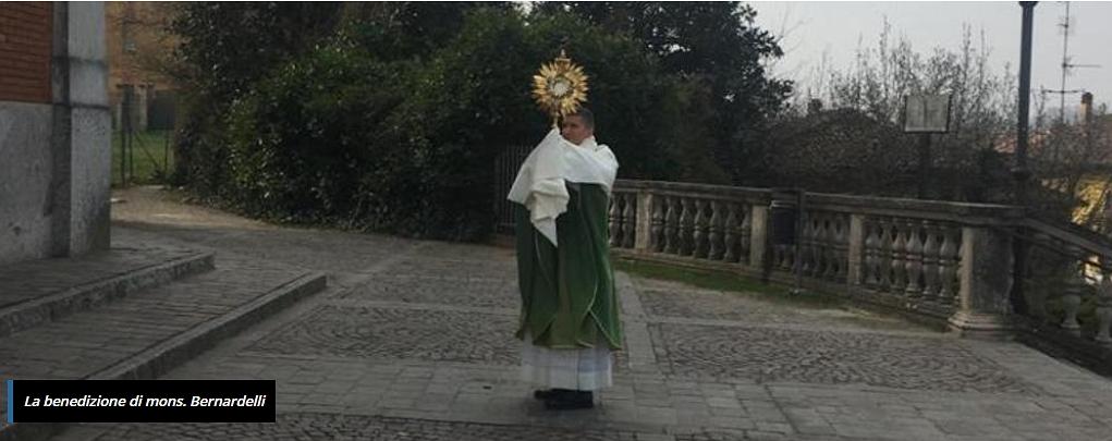 parroco castiglione dadda Avvisi Parrocchie 23 febbraio 1 marzo