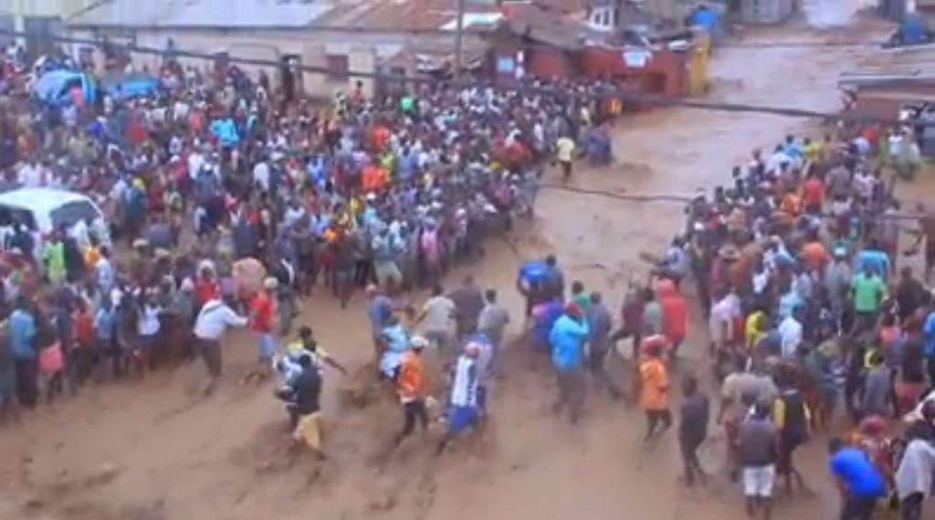 alluvione uvira 2020 4 1024x570 Suor Delia: A Uvira, morti e rovine per l'esondazione del torrente Mulongwe