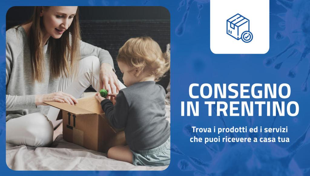 consegno in trentino 1024x581 Online la nuova piattaforma per le aziende che consegnano a domicilio
