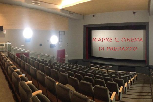 riapre il cinema di predazzo 1 RIAPRE IL CINEMA DI PREDAZZO