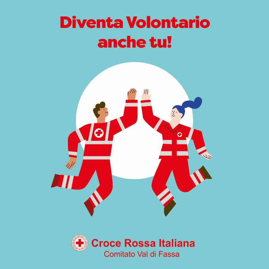 croce rossa volontari Corso per aspiranti volontari Croce Rossa a Moena